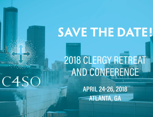 Save the Date for the 2018 Clergy Retreat and Conference