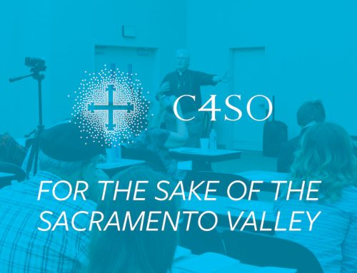 For the Sake of the Sacramento Valley