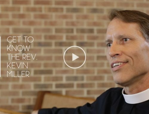 Get to Know the Rev. Kevin Miller